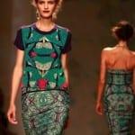 New York Fashion Week Spring 2014 - Nicole Miller Show, 10