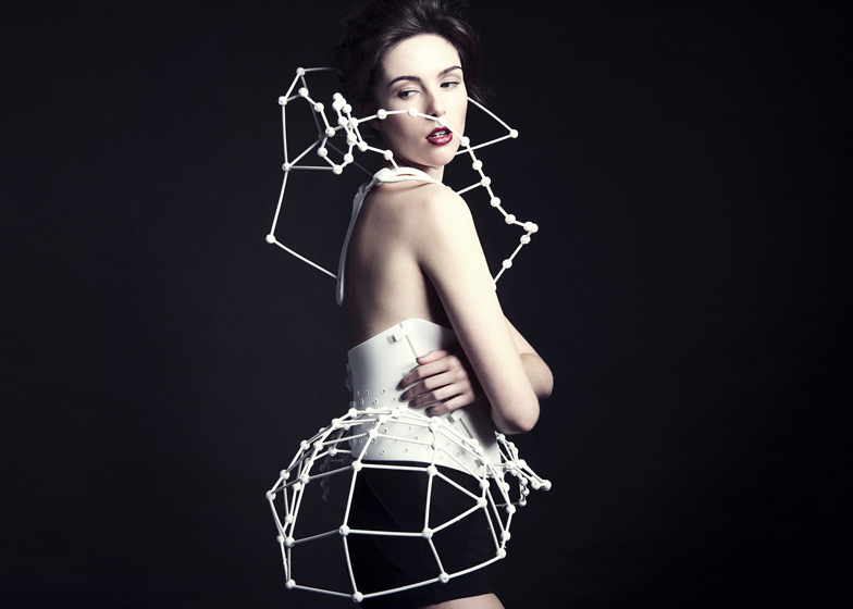 3D Printed accessory from Catherine Wales' Project DNA collection
