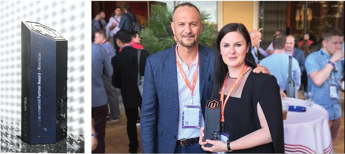 Magento Partner of The Year Award