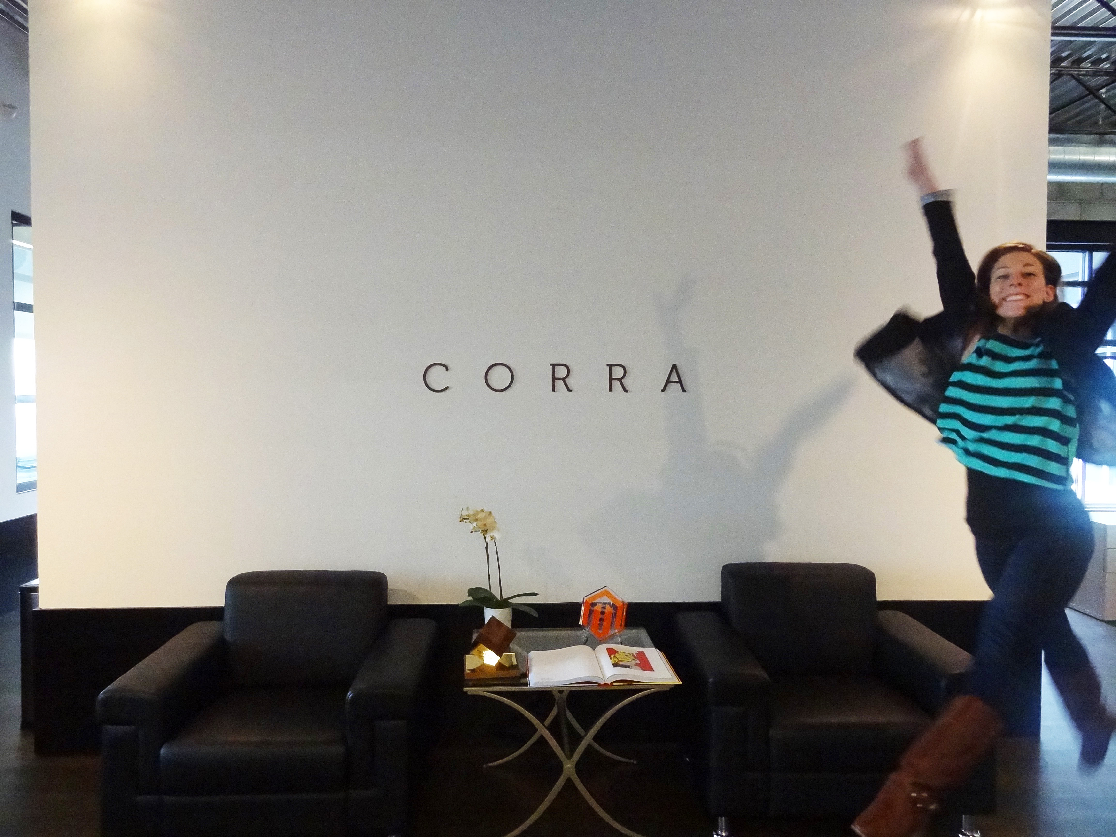 Corra Honored as Best Place to Work by Crain's New York, Number 40
