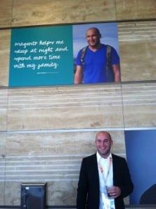 Darren Johnson, LoveSac Director of Ecommerce, at Imagine
