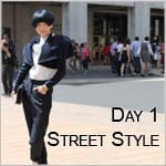 NY Fashion Week Street Style | Day 1
