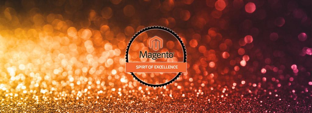 Corra Wins Magento Spirit of Excellence Award