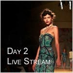 Crash the Party: Nicole Miller Live Streams for NY Fashion Week | Day 2