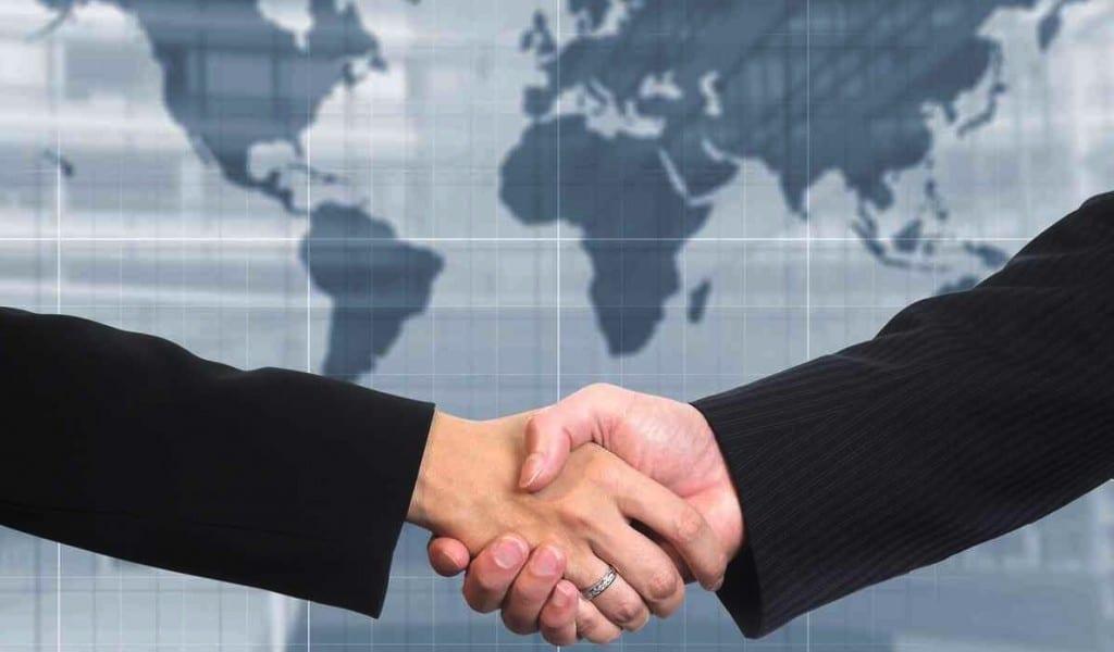 global-handshake