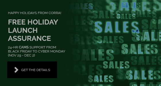 Corra Provides Clients with FREE Holiday Ecommerce Support: Launch Assurance