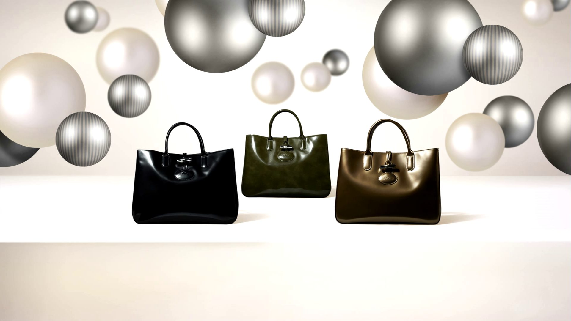 Longchamp My Wishlist on Facebook