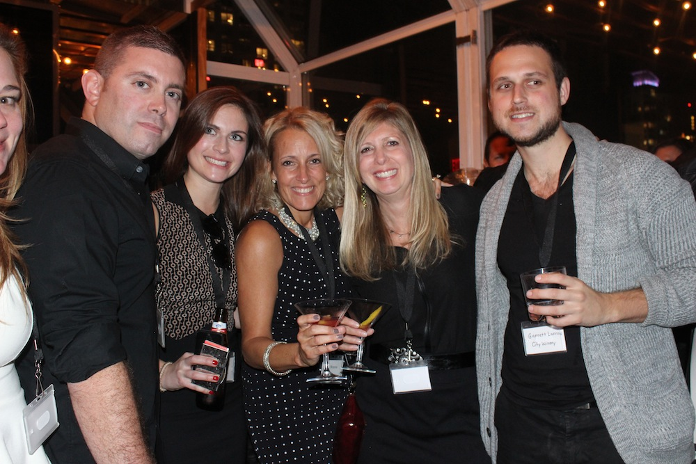 Corra, NetSuite and more! | Corra's Exclusive pre-WWD Fashion Ecommerce Event, Strand Hotel in NYC