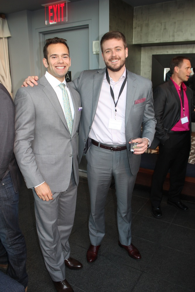 CEO and Co-Founder of Paul Evans LLC | Corra's Exclusive pre-WWD Fashion Ecommerce Event, Strand Hotel in NYC
