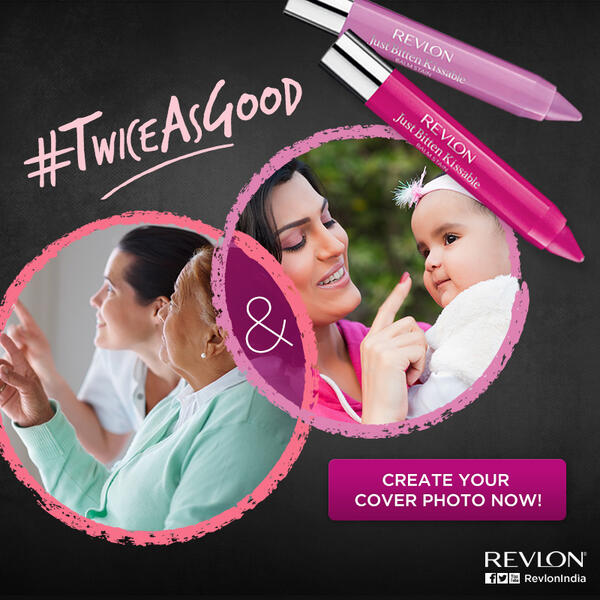 Revlon - #TwiceAsGood